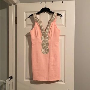 Lilly Pulitzer Light Pink Dress